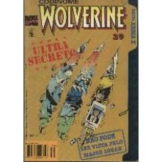 28321 Wolverine 39 (1995) Editora Abril
