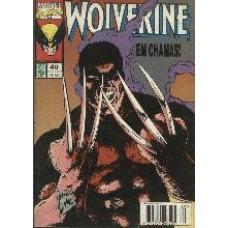 28322 Wolverine 40 (1995) Editora Abril