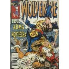 28324 Wolverine 42 (1995) Editora Abril