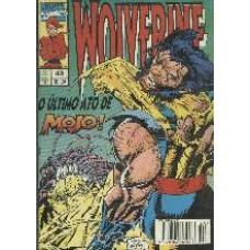 28325 Wolverine 43 (1995) Editora Abril