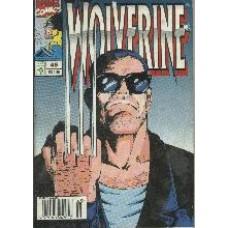 28327 Wolverine 45 (1995) Editora Abril