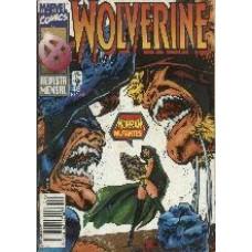 28330 Wolverine 48 (1996) Editora Abril