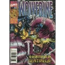 28334 Wolverine 52 (1996) Editora Abril