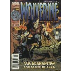 28336 Wolverine 54 (1996) Editora Abril