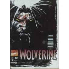28340 Wolverine 58 (1996) Editora Abril