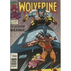 31493 Wolverine 34 (1994) Editora Abril