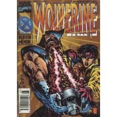 31494 Wolverine 47 (1994) Editora Abril