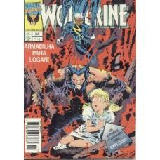 32504 Wolverine 33 (1994) Editora Abril