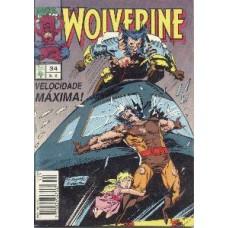 32505 Wolverine 34 (1994) Editora Abril