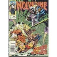 32506 Wolverine 35 (1995) Editora Abril