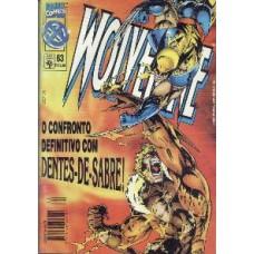 32526 Wolverine 63 (1997) Editora Abril