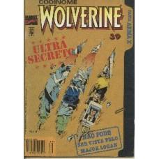 34210 Wolverine 39 (1995) Editora Abril