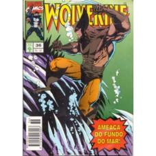 35933 Wolverine 36 (1995) Editora Abril