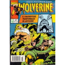 35934 Wolverine 37 (1995) Editora Abril