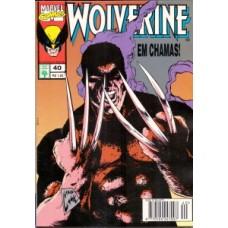 35937 Wolverine 40 (1995) Editora Abril