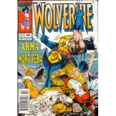 35939 Wolverine 42 (1995) Editora Abril