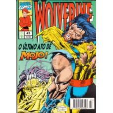 35940 Wolverine 43 (1995) Editora Abril