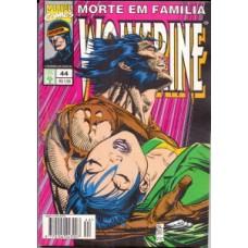 35941 Wolverine 44 (1995) Editora Abril