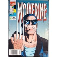 35942 Wolverine 45 (1995) Editora Abril