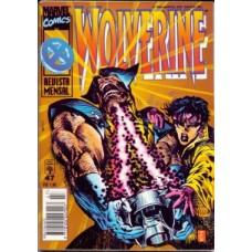 35944 Wolverine 47 (1996) Editora Abril