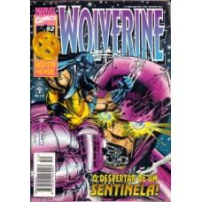 35949 Wolverine 52 (1996) Editora Abril