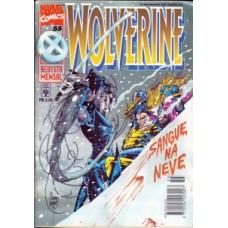 35952 Wolverine 55 (1996) Editora Abril