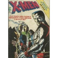 28378 X - Men 31 (1991) Editora Abril