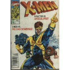 28417 X - Men 75 (1995) Editora Abril