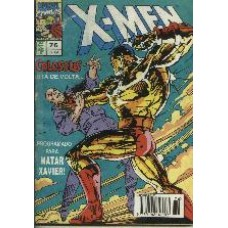28418 X - Men 76 (1995) Editora Abril