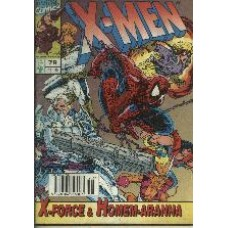 28421 X - Men 79 (1995) Editora Abril