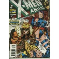 28846 X - Men Anual 2 (1995) Editora Abril