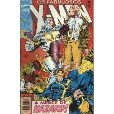 29152 Os Fabulosos X - Men 3 (1996) Editora Abril
