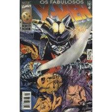 29155 Os Fabulosos X - Men 6 (1996) Editora Abril