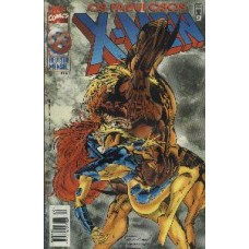 29157 Os Fabulosos X - Men 9 (1996) Editora Abril