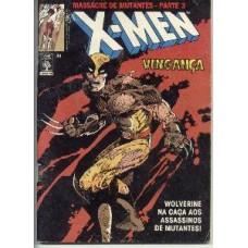 30573 X - Men 33 (1991) Editora Abril