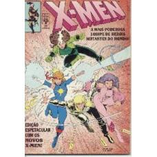 30580 X - Men 36 (1991) Editora Abril