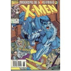 30587 X - Men 69 (1994) Editora Abril