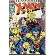 30589 X - Men 72 (1994) Editora Abril