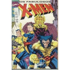 30590 X - Men 72 (1994) Editora Abril