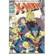 30591 X - Men 72 (1994) Editora Abril