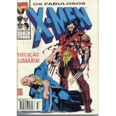 30592 X - Men 73 (1994) Editora Abril