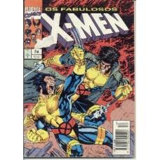 30594 X - Men 74 (1994) Editora Abril