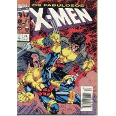 30595 X - Men 74 (1994) Editora Abril