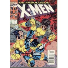30597 X - Men 74 (1994) Editora Abril