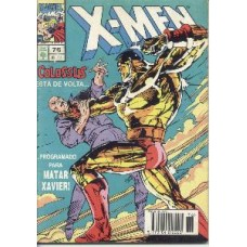 30599 X - Men 76 (1995) Editora Abril