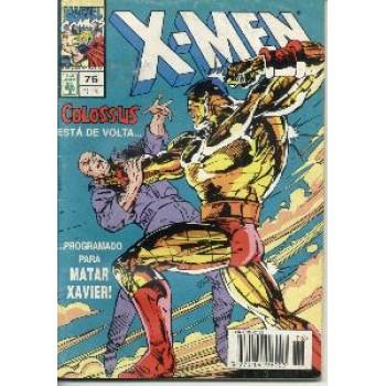 30602 X - Men 76 (1995) Editora Abril