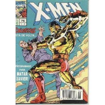 30603 X - Men 76 (1995) Editora Abril