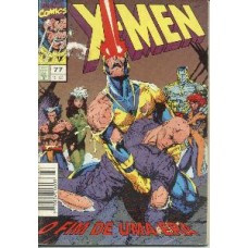 30604 X - Men 77 (1995) Editora Abril