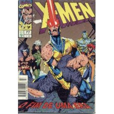 30605 X - Men 77 (1995) Editora Abril