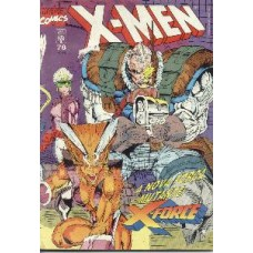30607 X - Men 78 (1995) Editora Abril